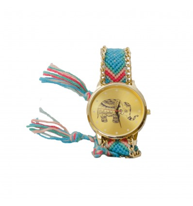 Indian Watch Turquoise